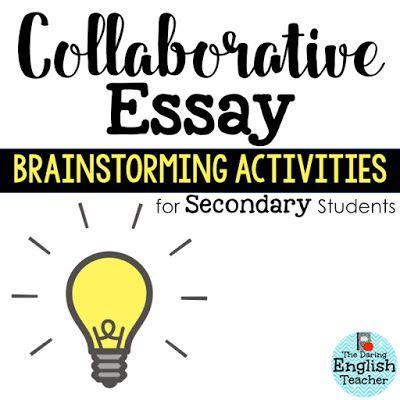 High school student essay writing